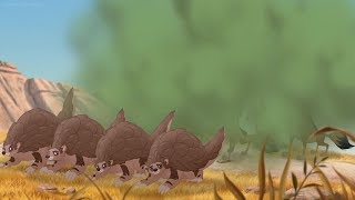 Lion Guard Fart (Divide and Conquer)