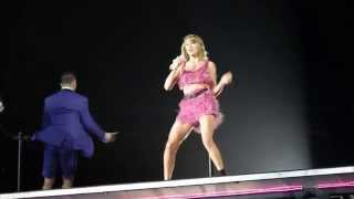 Full HD Best Highlights of Taylor Swift 1989 World