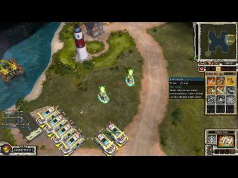 watch Red Alert 3: Uprising Commander's Challenge Number One Threat To America