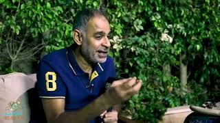 محمود البزاوي يحكي كواليس شخصية  طه القناوي في همام في امستردام | الراديو بيضحك مع فاطمة مصطفي