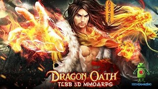 DRAGON OATH (iOS / Android) Gameplay HD