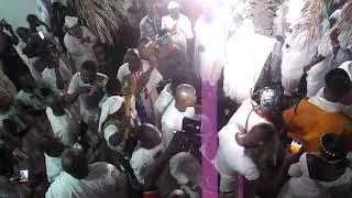 Ooni of Ile-Ife, Alayeluwa Adeyeye Eniitan Ogunwusi during the World Ifa Festival 2018