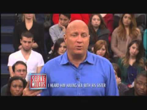 Xxx Mp4 I Heard Him Having Sex With His Sister The Steve Wilkos Show 3gp Sex