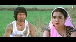 Kora Mein Daba Ke | Nirahua Hindustani Comedy Scene | Dinesh Lal Yadav