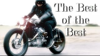 Cafe Racer (2016 Top 10 Best Motorcycles)