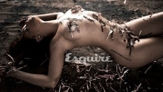 Rihanna Stripping for Playboy!?