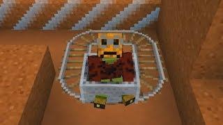 Captive Minecraft 2 - Ep 003 - realizarea cu trenuletul