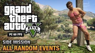 GTA+5+PC+-+All+Random+Events
