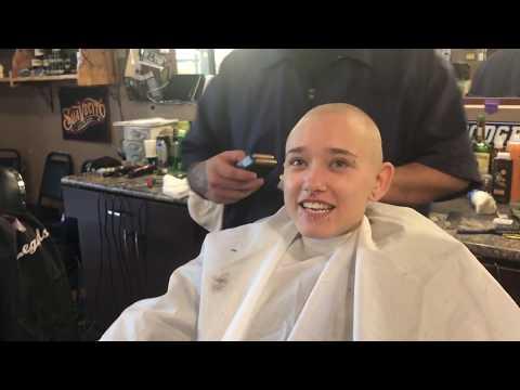 Xxx Mp4 TA77 Net Alyssa LV 10 She Shaves Her Head YT Original 3gp Sex