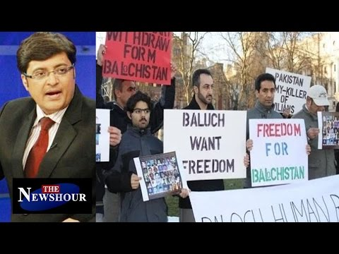 watch Balochistan Seeks Azadi From Pakistan : The Newshour Debate (1st April 2016)