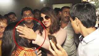 Priyanka Chopra's Adorable Gesture For Her Fans At Mumbai Airport Will Melt Your Heart