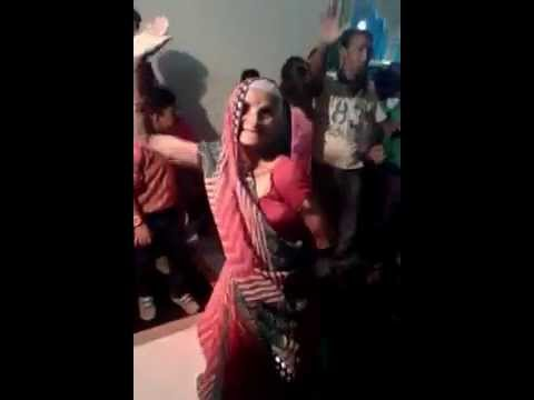 Funny Aunty Dance Video In A Village Marriage