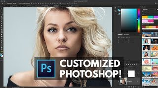 10 Steps to CUSTOMIZING Photoshop FOR YOU