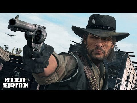 Red Dead Redemption Game Movie All Cutscenes 1080p HD