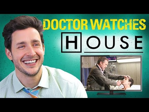 Xxx Mp4 Real Doctor Reacts To HOUSE M D Medical Drama Review Doctor Mike 3gp Sex