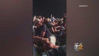 Local Concert-Goers Witness Las Vegas Horror First Hand