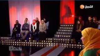 برنامج خط احمر قصة حنان التي أبكت بدموع ندمها وهي تتوسل أن يسامحها والدها (22/12/2014)
