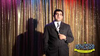 Comedian Peter The Persian on Dating & Valentine