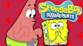 Nickelodeon PULLED Spongebob Premieres! A Record Low in Ratings?