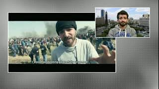 بي_بي_سي_ترندينغ: #موسيقى الراب تعود من #غزة: أغنية جديدة تخلد مظاهرات |#حق_العودة