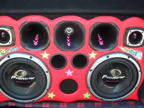 equipos de audio para autos