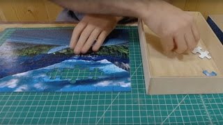Laser Tutorial: Make a Puzzle from an Image | Make Something