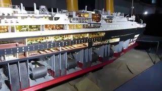 Titanic - The reconstruction. The world