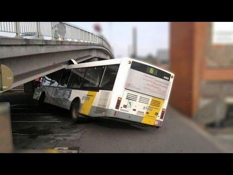 Xxx Mp4 IDIOT BUS DRIVERS CRAZY BUS DRIVING FAILS 2017 3gp Sex