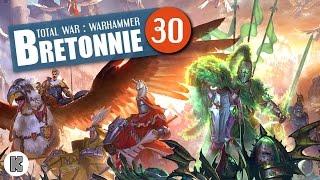 [FR] Total War: Warhammer Let's play Bretonnie – 30 – Sortie sur le Chaos et défense de Parravon