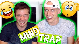 Gay Guys Try To Solve Hardest Riddles (ft Calum McSwiggan)