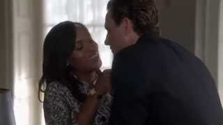 Clip of Olitz from Scandal S3 Deleted Scene