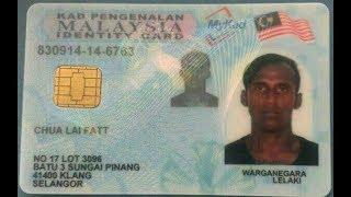 Bangladeshi Really Get Malaysian IC ?