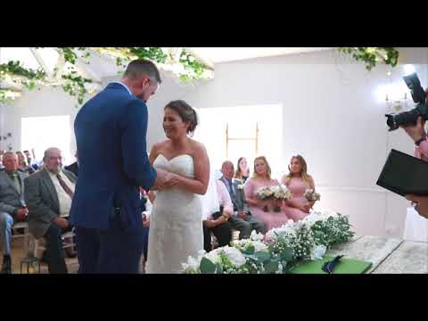 Xxx Mp4 Sam And Andys Wedding Video 18th May 2018 3gp Sex