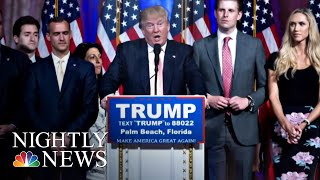 Lawmakers: Classified Briefing About FBI Investigation Into Trump's 2016 Campaign | NBC Nightly News