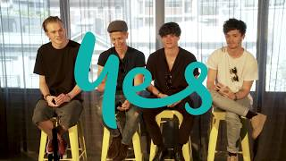 #BigTalk with The Vamps
