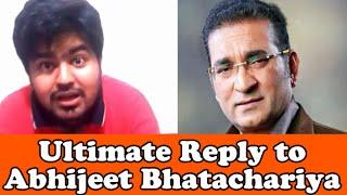 Shocking Abhijeet Bhattacharya keeps insulting Pakistani singers