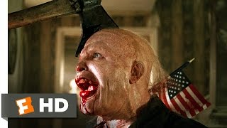 The Hills Have Eyes (4/5) Movie CLIP - Doug Kills Pluto(2006) HD