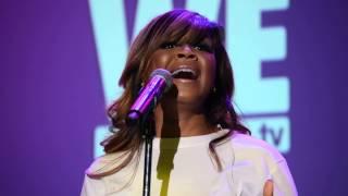 Erica Campbell -Eddie 9-18-14 Cramton Auditorium - Travis Riddick