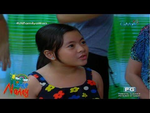 "Little Nanay: ""Isa lang po tatay ko"" - Chiechie"