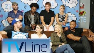 Arrow Interview | TVLine Studio Presented by ZTE | Comic-Con 2016