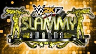 WWE 2K17 Universe Mode - Episode 40: Slammy Awards