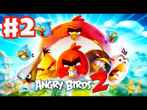 Xxx Mp4 Angry Birds 2 Gameplay Walkthrough Part 2 Levels 16 23 3 Stars New Pork City IOS Android 3gp Sex