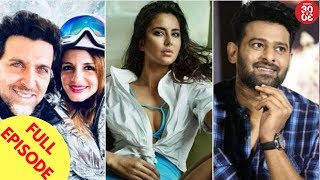 Hrithik - Sussanne To Get Married Again | Prabhas To Star Opposite Katrina & More
