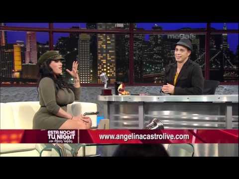 Estrella De Porno XXX Angelina Castro Entrevista con Nacho Camacho 10 4 11 Esta Noche Tu Night