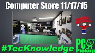 Computer Shop Tour November 2015