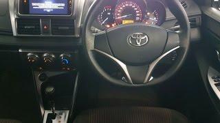 2015 Toyota All new Yaris 1.5 G (mesin, interior, exterior)