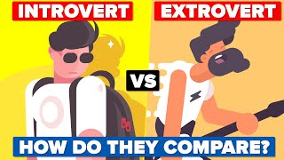 Introverts vs Extroverts - Which One Are You?