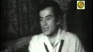 الموسيقار فريد الاطرش يتكلم عن الفنانة سامية جمال