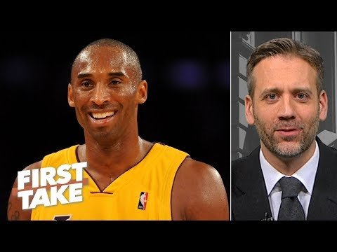 Kobe Bryant is right that super teams are good for competition Max Kellerman First Take