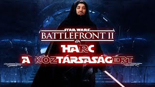 MAJDNEM 100 KILL!   KIPRÓBÁLTAM A STAR WARS BATTLEFRONT 2 -T!